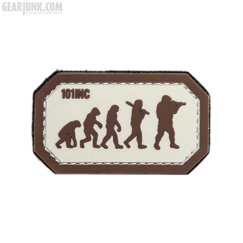"""Patch """"Tactical Evolution"""", sand"""
